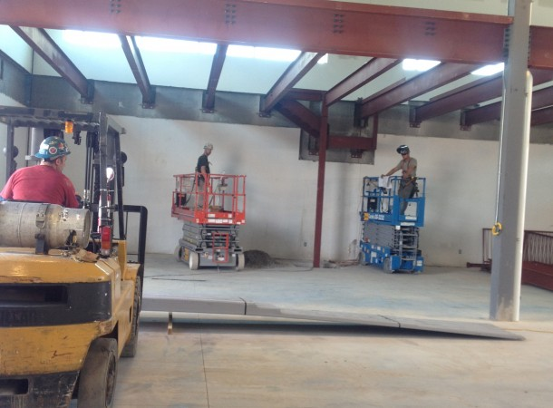 <span>Steel Stair Installation:</span>