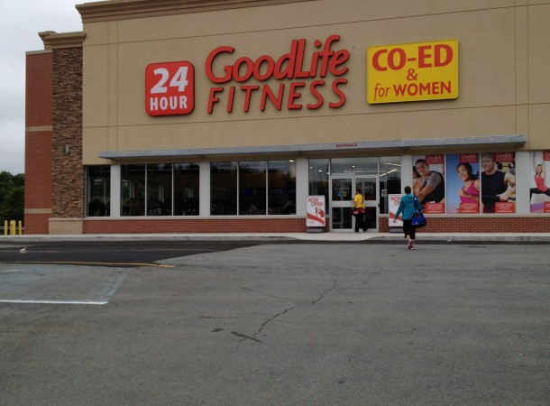 <span>Goodlife Fitness:</span> Completed new Goodlife Fitness Centre.